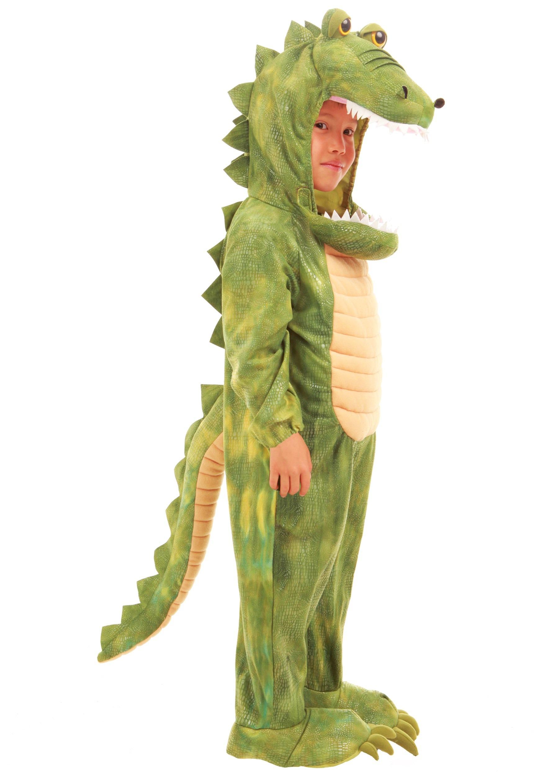 Kids Croc Costume  sc 1 st  Halloween Costume & Kids Croc Costume - Alligator Costumes Ideas for Children