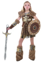 Tween Viking Hildagaard Costume