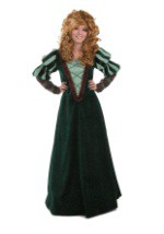 Adult Courageous Princess Costume