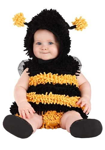 Baby Stinger Bumble Bee Costume