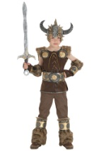 Boys Warrior Viking Costume