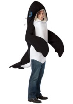 Adult Mens Killer Whale Costume