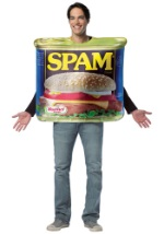 Adult Funny Spam Can Costume