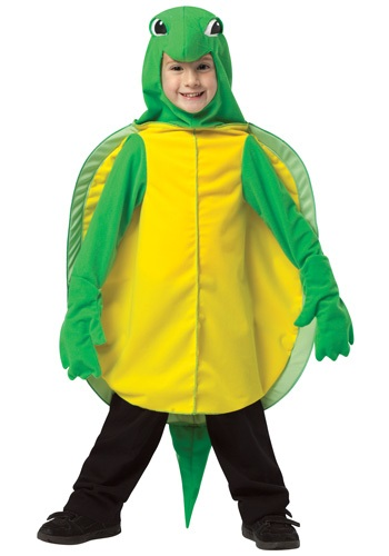 Child Lil Tortoise Costume