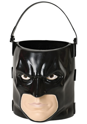 Batman Face Candy Pail