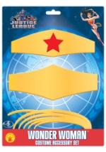 Wonder Woman Hat Belt & Lasso