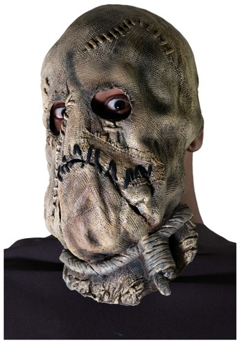Adult Stitched Scarecrow Mask