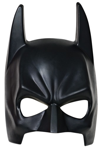 Boys Affordable Dark Knight Mask