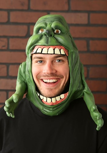 Green Slimer Mask