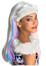 Girls Abbey Bominable Monster  Wig