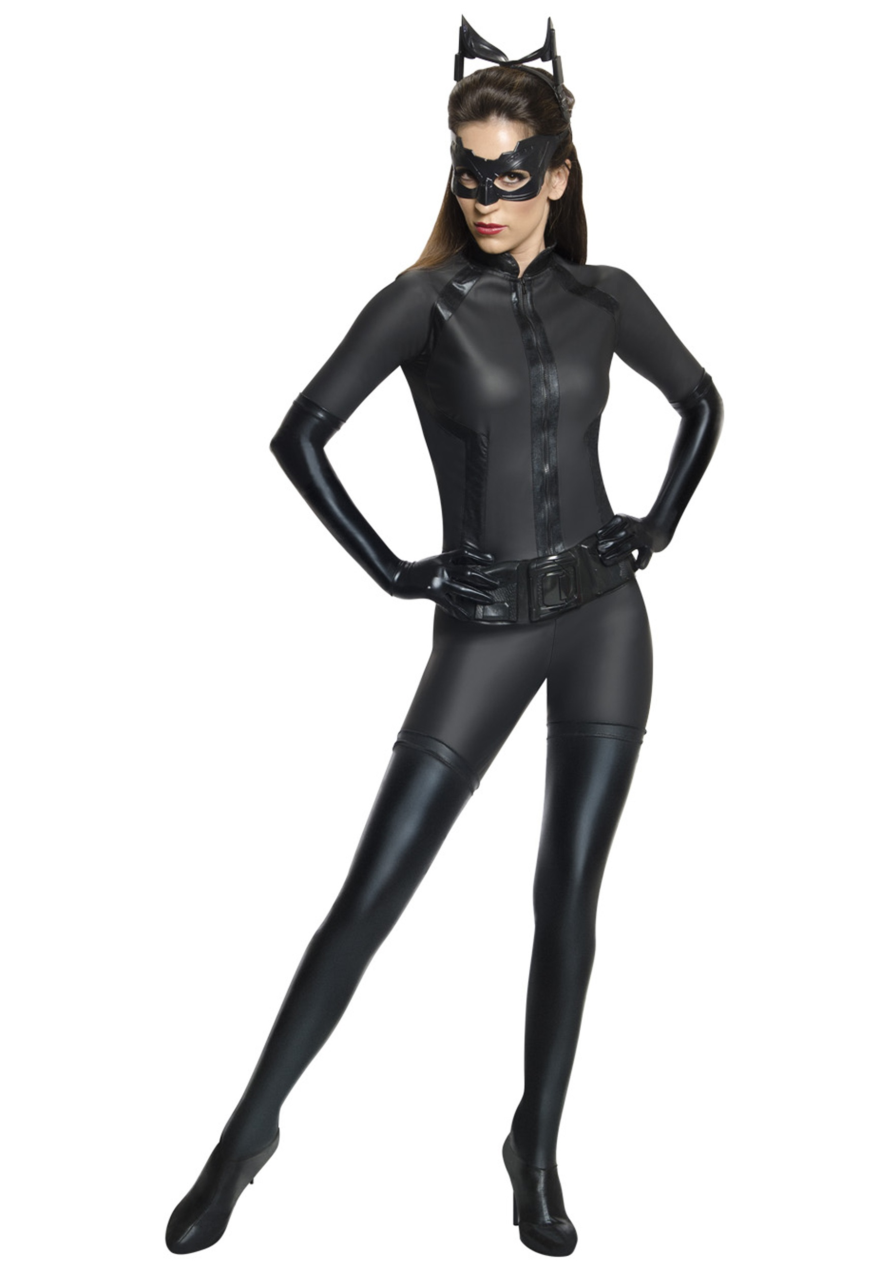 Grand Heritage Sexy Catwoman Suit  sc 1 st  Halloween Costume & Grand Heritage Sexy Catwoman Suit - Sexy Villain Movie Costumes
