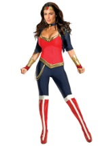 Modern Wonder Woman Vixen Costume