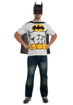 Batman T-Shirt & Cape Costume