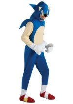 Adult Deluxe Sonic the Hedgehog Costume