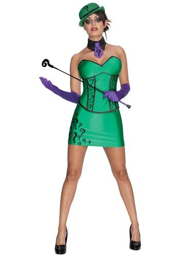 Womens Ravishing Riddler Costume