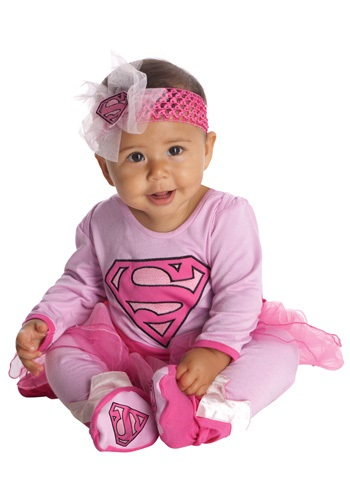 Sweet Supergirl Onesie