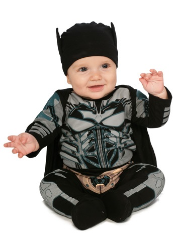 Infant Dark Knight Rises Batman Costume