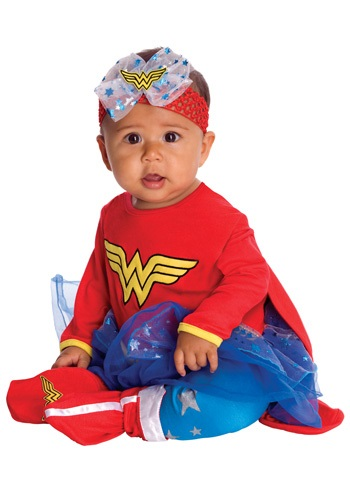 Infant Wonder Woman Onesie
