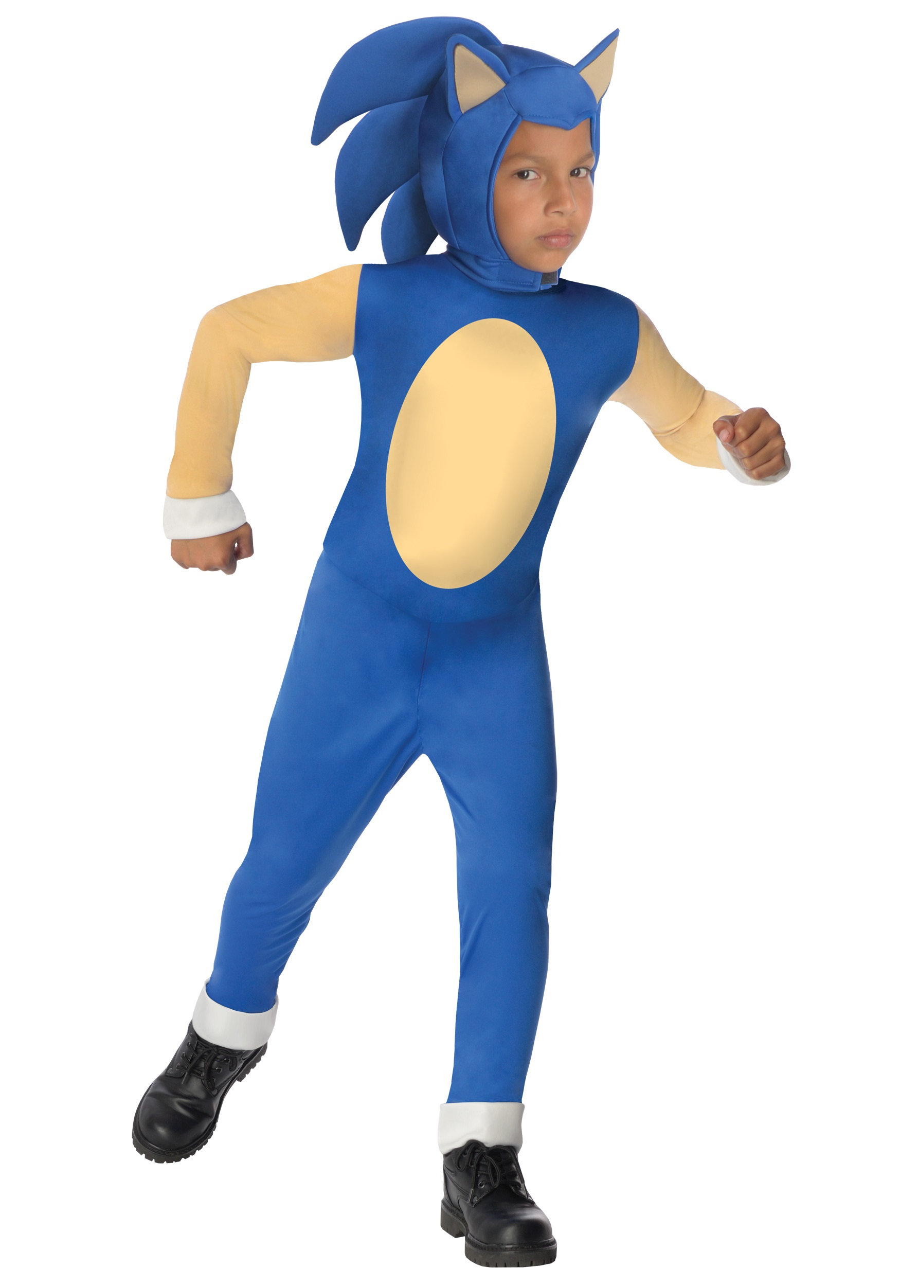 Child Sonic Video Game Character Costume  sc 1 st  Halloween Costume & Child Sonic Video Game Character Costume - Sonic the Hedgehog ...