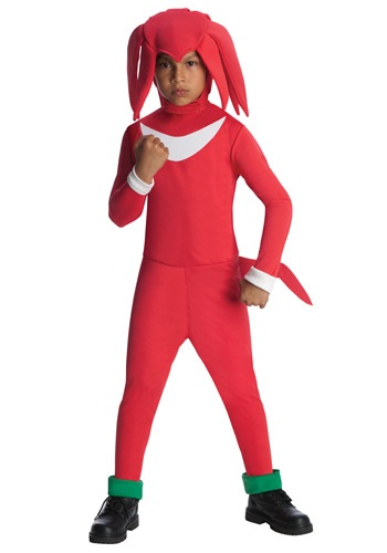 Boys Retro Knuckles Costume