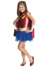 Wonder Woman Cutie Tutu Costume