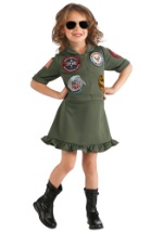 Girls Top Gun Pilot Dress