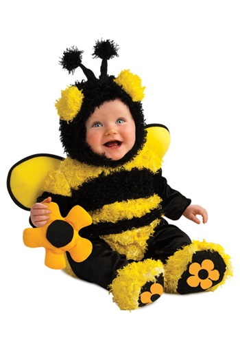Infant Bizzy Bee Costume