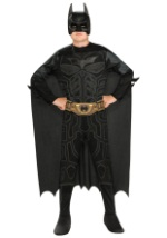 Tween 2012 Dark Knight Costume