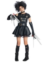Tween Girls Scissorhands Costume