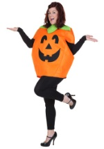 Plus Smiley Pumpkin Costume