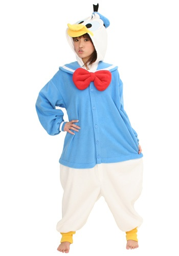 Disney Donald Duck Pajama Costume