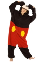 Mickey Mouse Cozy Pajama Costume