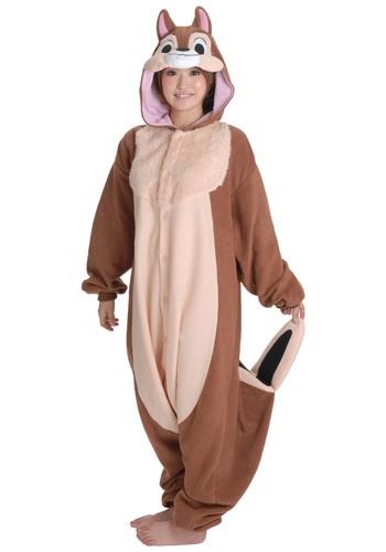 Disney Chip Pajama Costume