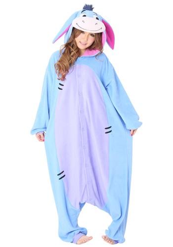 Storybook Eeyore Pajama Costume