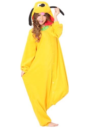 Disney Pluto Pajama Costume