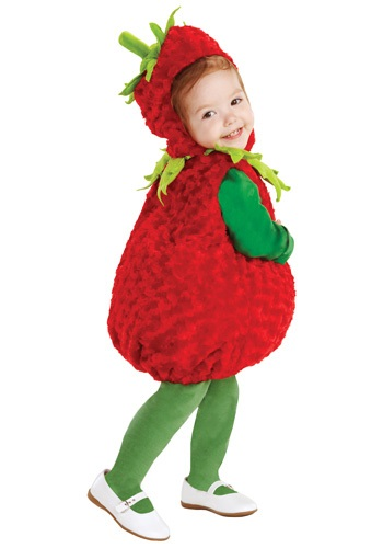 Toddler Sweet Strawberry Costume