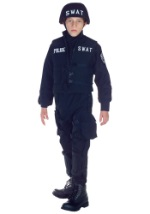 Kids SWAT OfficialCostume