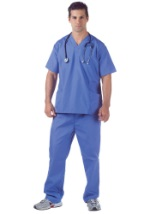 Plus Size Surgeon Costume