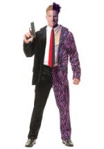 Two Face Villain Costume