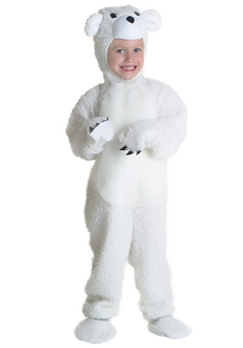 Toddler Arctic Polar Bear Costume