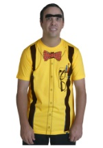 Yellow Nerd Costume T-Shirt