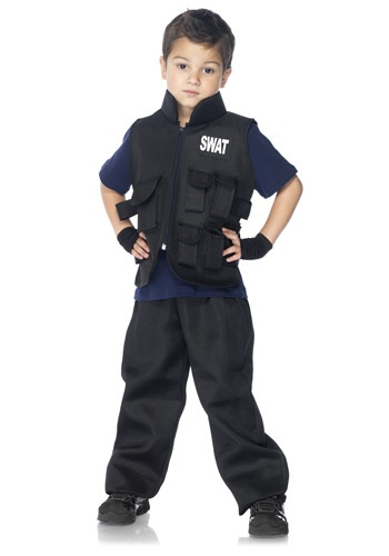 Boys SWAT Leader Costume