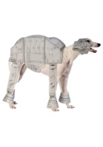 AT-AT Star Wars Walker Pet Costume