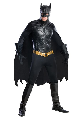 Grand Heritage Mens Batman Costume
