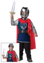 Toddler Medieval Knight Costume