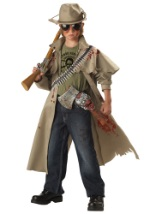 Kids Zombie Slayer Costume