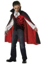 Boys Prince of Vampires Costume