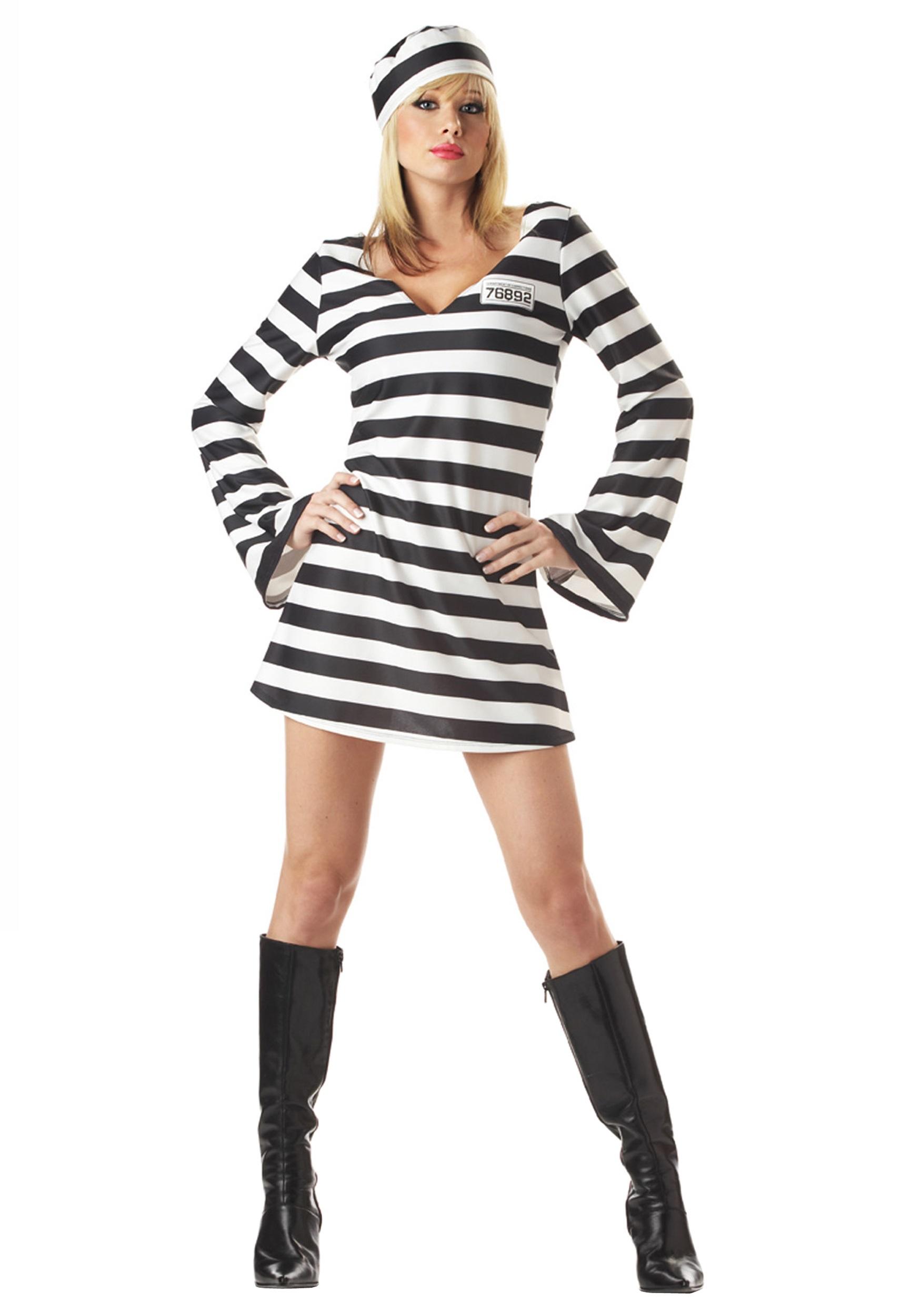 Sexy jail costumes