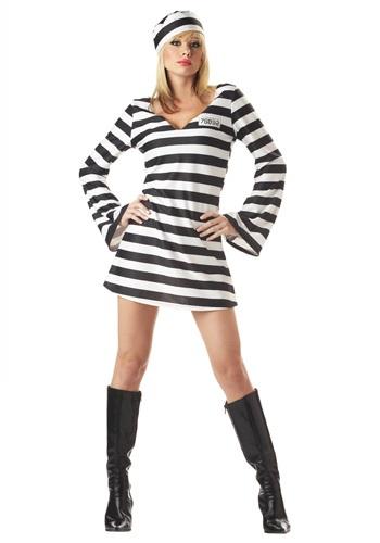 Sexy Convict Costume