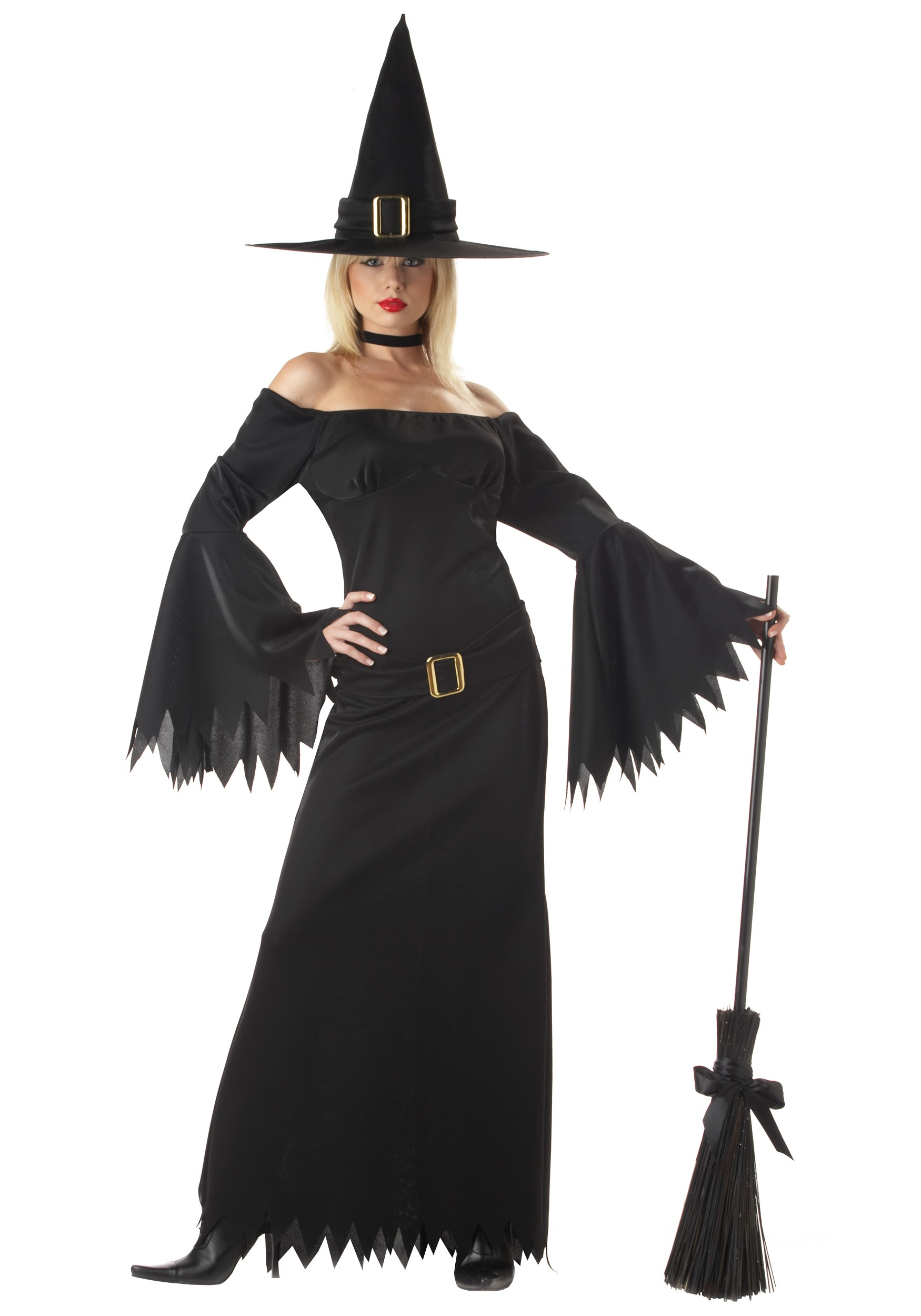 Womens Bewitching Costume  sc 1 st  Halloween Costume & Womens Bewitching Costume - Sexy Witch Costumes Adult